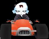 Crash Bandicoot Nitro Kart 2 Nina Cortex