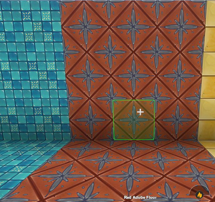 Red adobe floor creativerse wiki fandom powered by wikia for Adobe floor