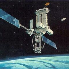 Orbital Spacedock
