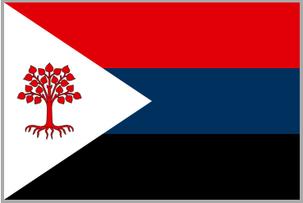 Oberon-Flag