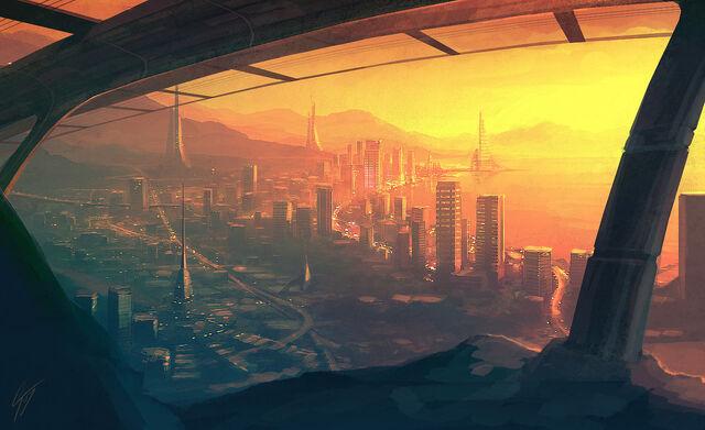 File:Speedpaint Future City by ANTIFAN REAL.jpg
