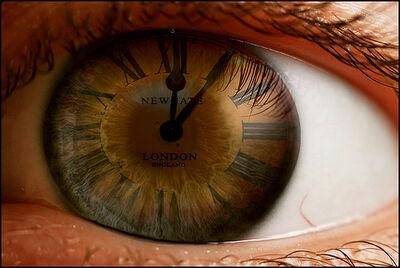 Clock-Eye