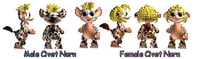 CivetNornSampler