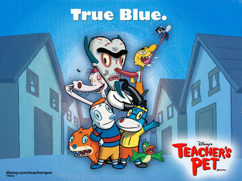 Teachers pet disney wallpaper 2-normal