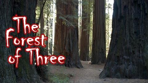 The Forest of Three by Cdaley - Horror Story