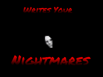 Writesyournightmares logo