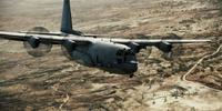 "AC-130U ""Scorpio"" Log One"