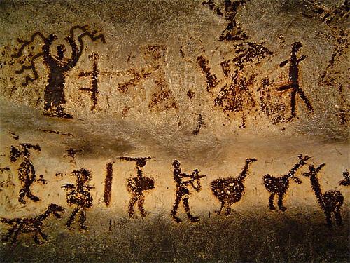 File:Slender man cave painting.jpg