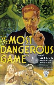 220px-Most Dangerous Game poster
