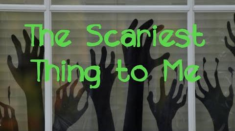 The Scariest Thing to Me Creepypasta? True Story?