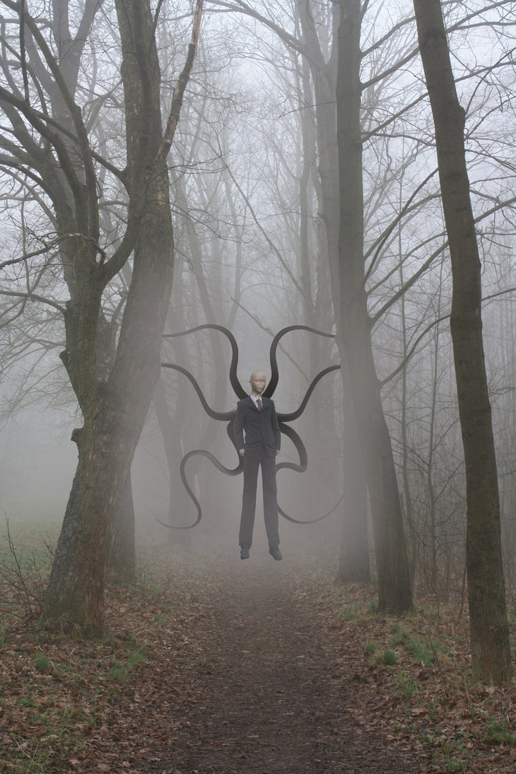 how to get slender man