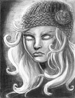 White Eyed Girl