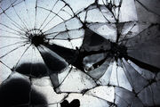 Broken mirror by jmottola