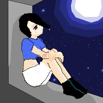 File:Watching the Night Base by sniickersgirl sad lonley.png