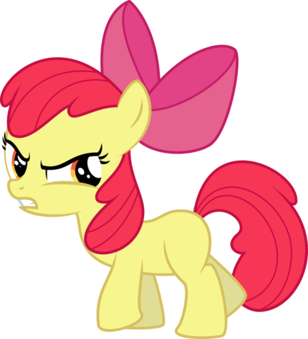 File:Angry applebloom by yetioner-d6dfb4g.png