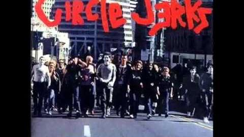 The Circle Jerks - Wild In The Streets (with lyrics) - HD