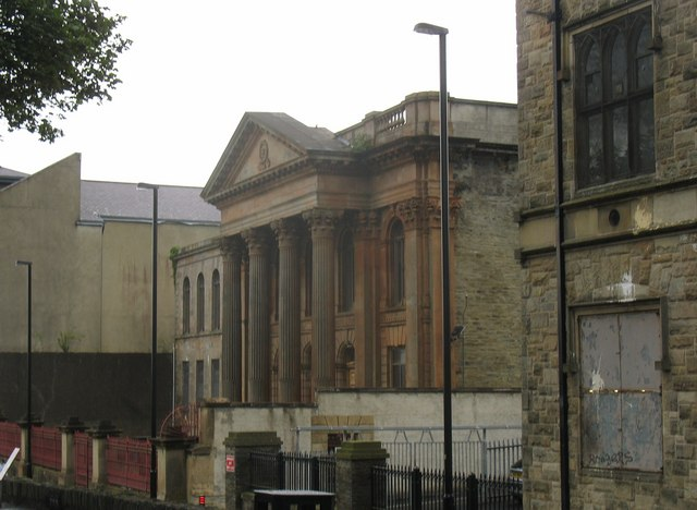 File:The First Derry Presbyterian Church, Magazine Street - geograph.org.uk - 1516543.jpg