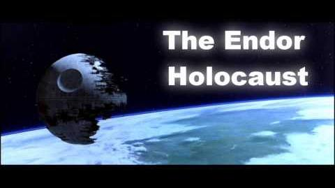 Truth behind 'Star Wars- The Endor Holocaust'