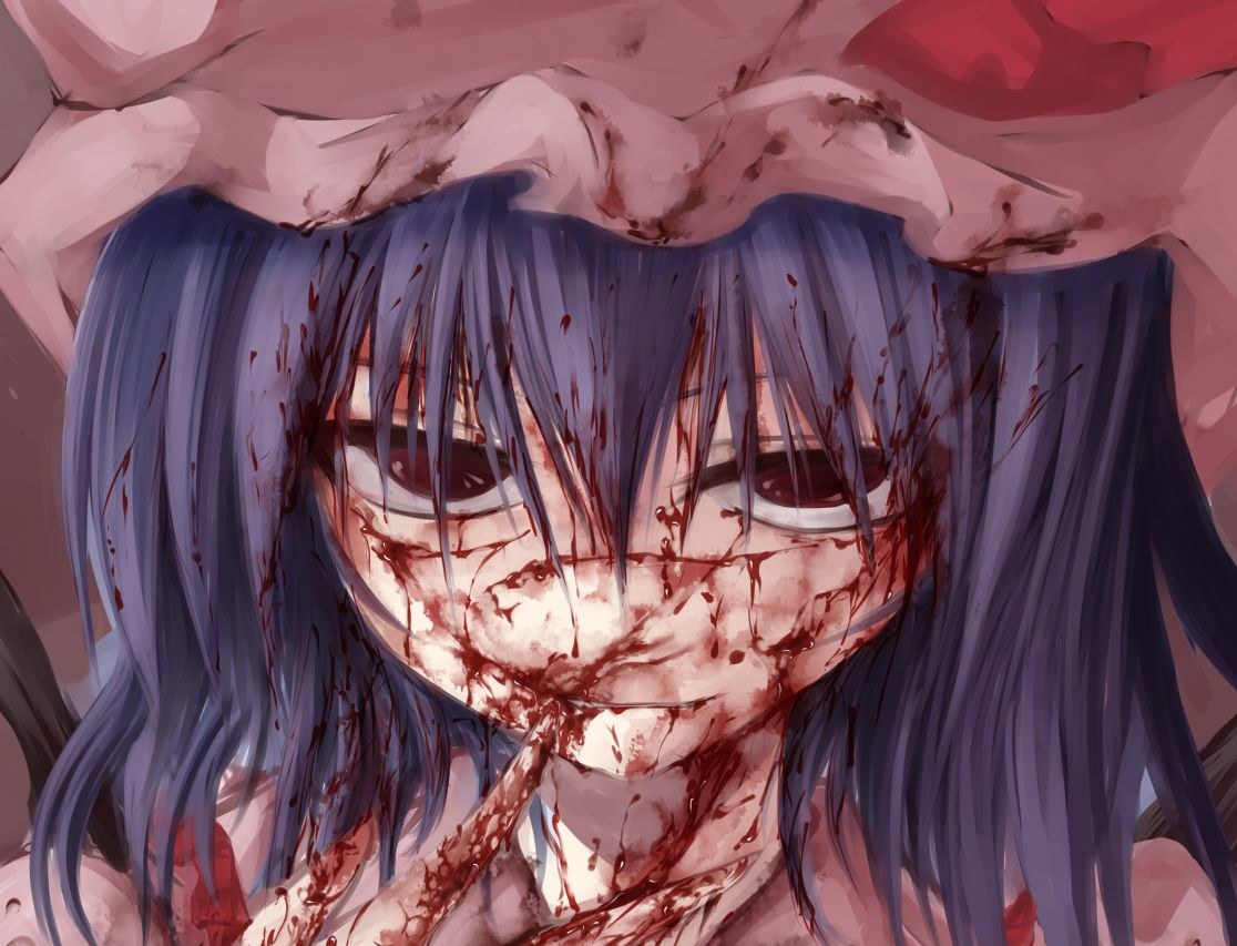 Image - Creepy anime girl.jpg - Creepypasta Wiki - Wikia