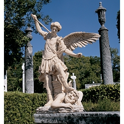 Saint Michael the Archangel Statue