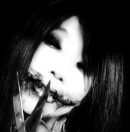 File:Kuchisake Onna 21 by Alzheimer13.jpg