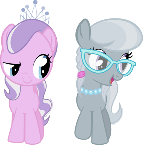 File:Diamond tiara und silver spoon by lumorn-d50utt3.png