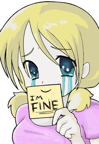 File:I m fine by eevee rainbow-d5hb5al.jpg