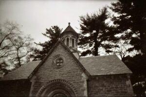 1917965-Spring Grove Cemetery White Pine Chapel Cincinnati