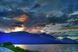 The-darkwoods-and-kootenay-lake-lawrence-christopher