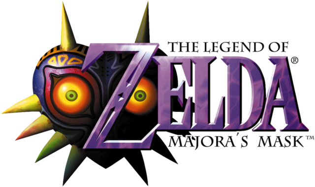 File:The Legend of Zelda - Majora's Mask (logo).png