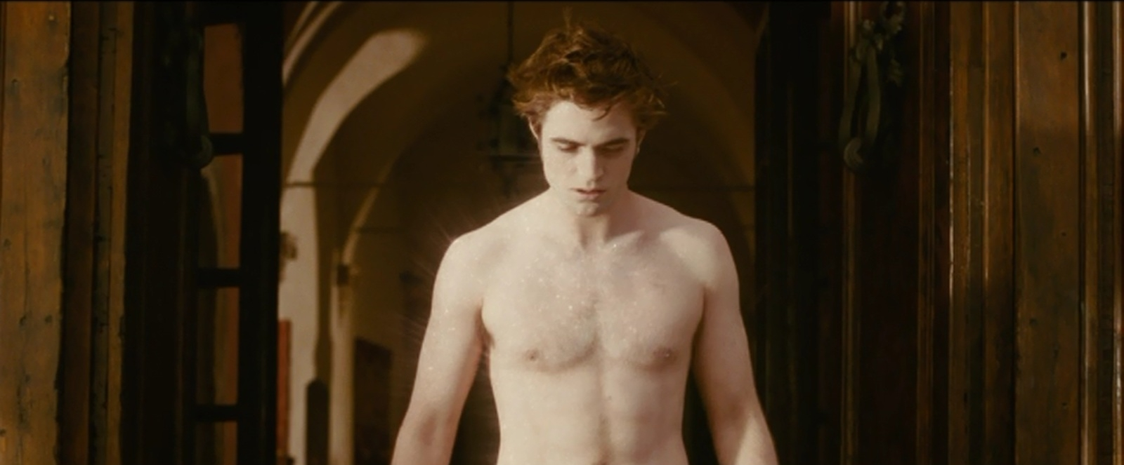 Consider, that Edward out of twilight naked