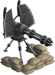 Gatlingturret
