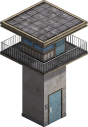 Reinforced tower