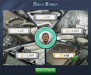 Daily Bonus - New