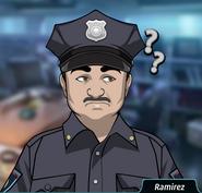 Thoughtful Ramirez