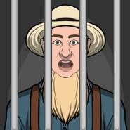 36 jail