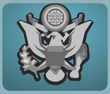 Army Cap Badge