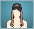 Police Cap Light Brown