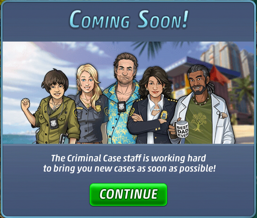 Pacific Bay Criminal Case More Cases For Pacific Bay