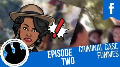 Criminal Case Funnies Episode 2 (Cases 14 and 15)
