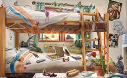 4. Bunk Beds