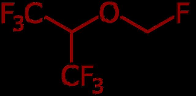 File:Sevoflurane Structure.png