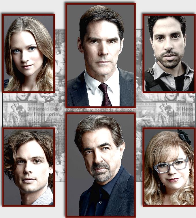 CM12 Cast