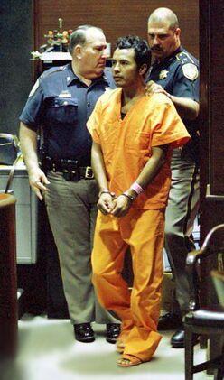 Resendiz's arrest