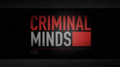 CRIMINAL MINDS. Opening Credits. 11th Version-2