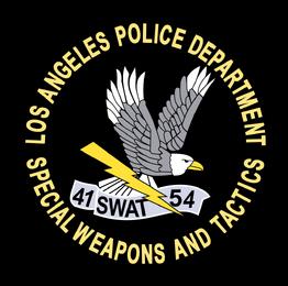 LAPD SWAT SEAL