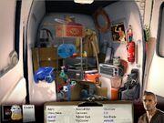 PC GAME - INTERIOR SUSPECT VAN