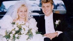 Bernardo Homolka wedding