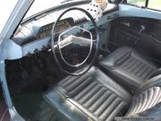 VolvoAmazon inside