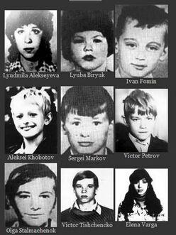 Chikatilo victims